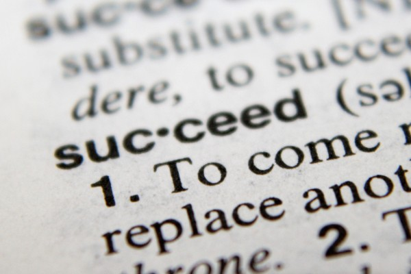 Succeed - Free High Resolution Photo of a Dictionary Entry for the word Succeed
