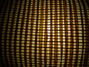 Woven Lampshade Close Up Texture - Free High Resolution Photo