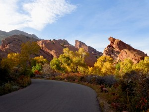 Autumn in Red Rocks Park - Free High Resolution Photo