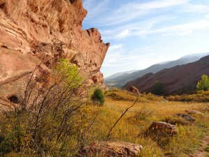 Red Rocks Park in Autumn - Free High Resolution Photo