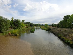 South Platte River near Denver Colorado - Free High Resolution Photo