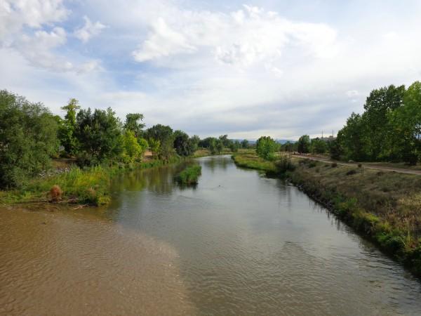 South Platte River near Denver Colorado - Free High Resolution Photo