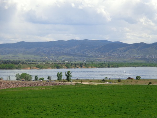 Chatfield Lake Colorado - Free High Resolution Photo