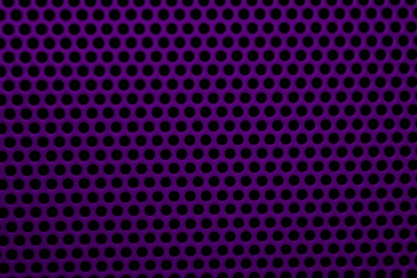 Dark Purple Metal Mesh with Round Holes Texture - Free High Resolution Photo