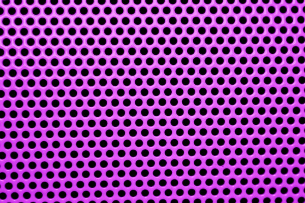 Purple Metal Mesh with Round Holes Texture - Free High Resolution Photo