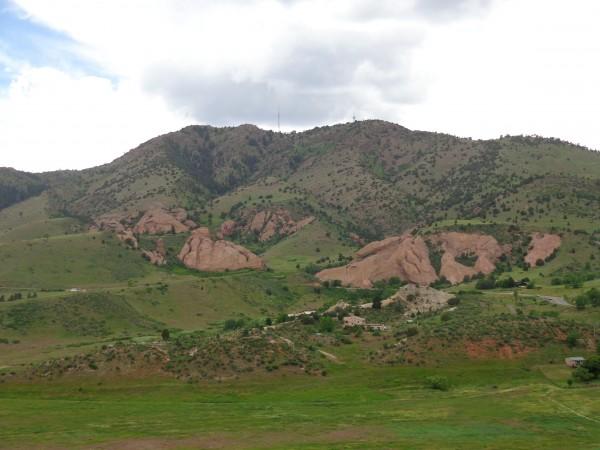 Red Rocks Park - Free High Resolution Photo