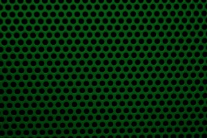 Forest Green Mesh with Round Holes Texture - Free High Resolution Photo