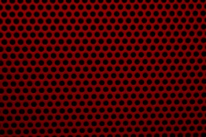 Red Mesh with Round Holes Texture - Free High Resolution Photo
