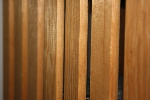 Wooden Slats Close Up - Free High Resolution Photo