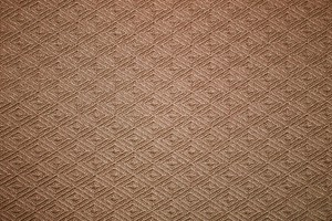 Brown Knit Fabric with Diamond Pattern Texture - Free High Resolution Photo