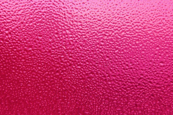 Dimpled Ice on Glass Texture Colorized Hot Pink - Free High Resolution Photo