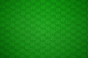 Kelly Green Knit Fabric with Diamond Pattern Texture - Free High Resolution Photo