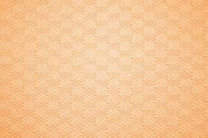 Light Orange Knit Fabric with Diamond Pattern Texture - Free High Resolution Photo