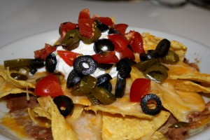 Plate of Nachos - Free High Resolution Photo