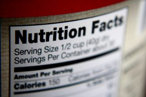 Nutrition Facts Label - Free High Resolution Photo