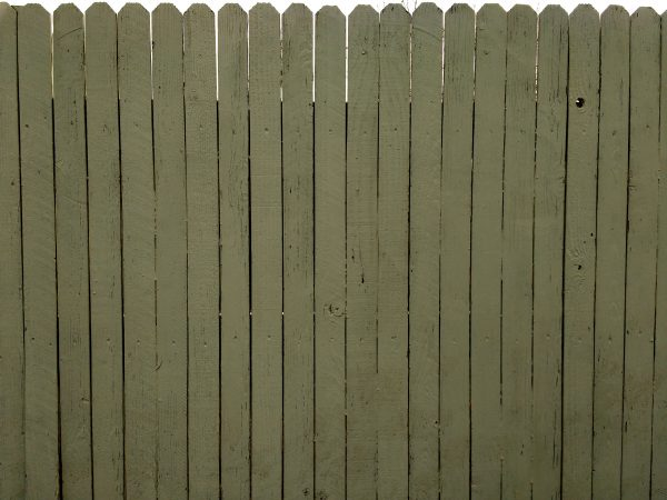 Khaki Painted Fence Texture - Free High Resolution Photo