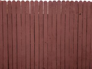 Red Painted Fence Texture - Free High Resolution Photo