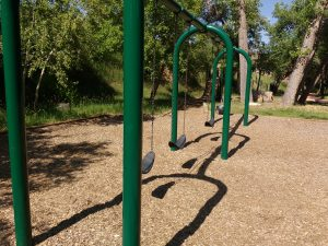 Swings at the Park - Free High Resolution Photo