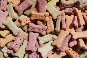 Dog Biscuits Texture - Free High Resolution Photo