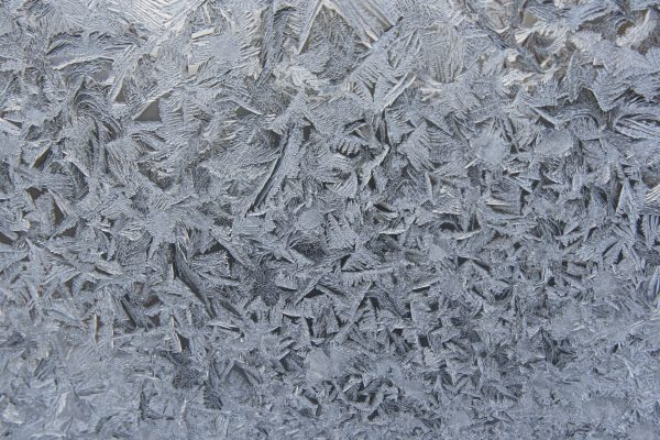 Frost Crystals on Glass Texture - Free High Resolution Photo