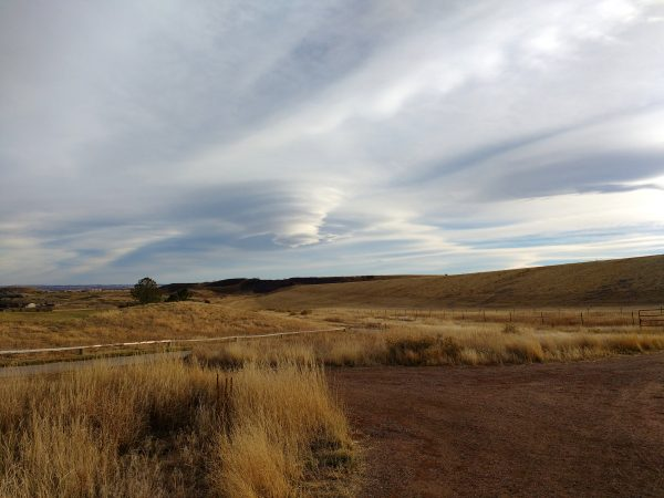 Lenticular Clouds - Free High Resolution Photo