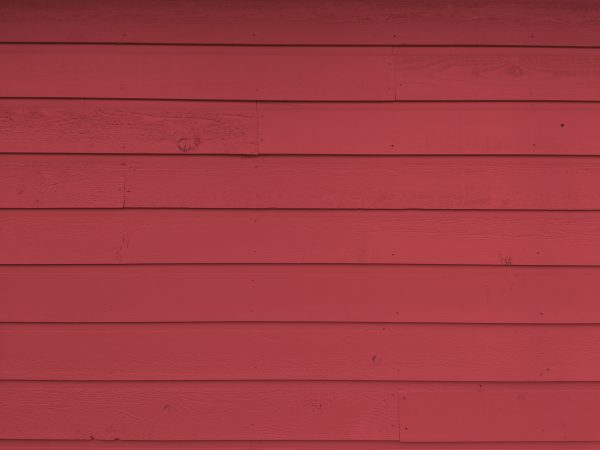 Red Drop Channel Wood Siding Texture - Free High Resolution Photo