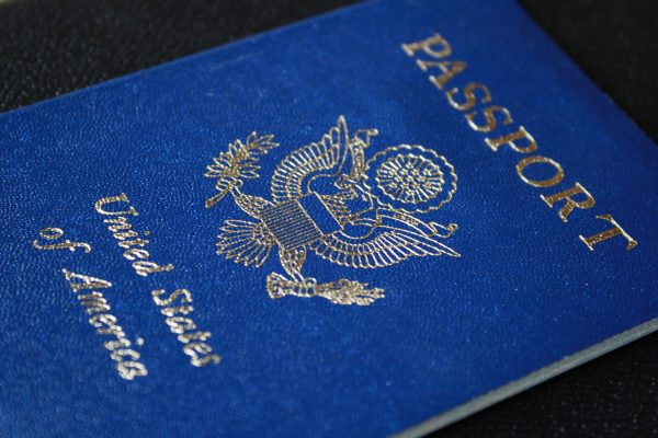 US Passport - Free High Resolution Photo