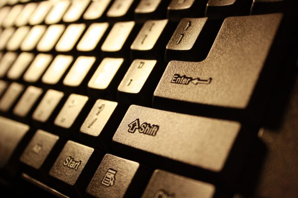 Computer Keyboard Closeup - Free High Resolution Photo