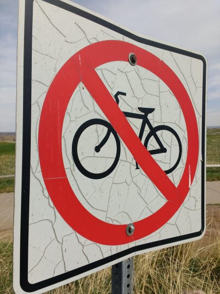 No Bikes Sign - Free High Resolution Photo