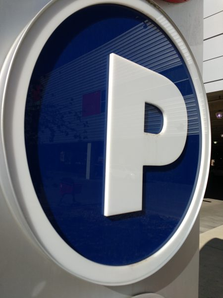 P for Parking Sign - Free High Resolution Photo