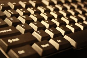 QWERTY Keyboard Closeup - Free High Resolution Photo