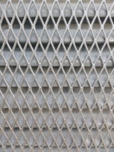 Galvanized Metal Vent Grate - Free High Resolution Photo