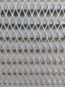 Galvanized Metal Vent Grate - Free High Resolution Photo