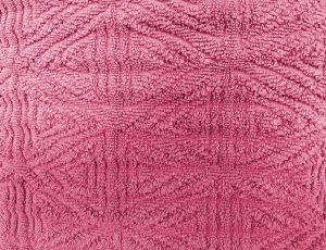 Pink Textured Throw Rug Close Up - Free High Resolution Photo