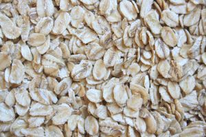 Rolled Oats Close Up - Free High Resolution Photo