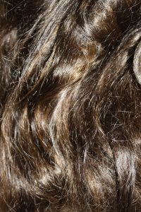 Wavy Brown Hair Texture - Free High Resolution Photo