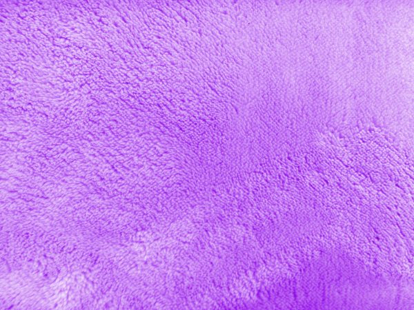 Plush Purple Bathmat Texture - Free High Resolution Photo
