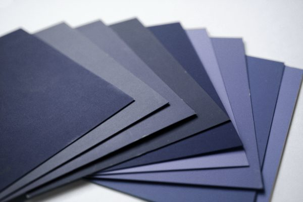 Color Samples - Navy Blue - Free High Resolution Photo