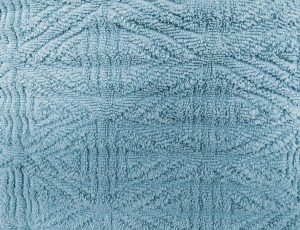 Light Blue Textured Throw Rug Close Up - Free High Resolution Photo