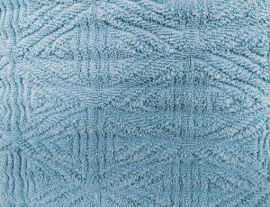 Light Blue Textured Throw Rug Close Up - Free High Resolution Photo
