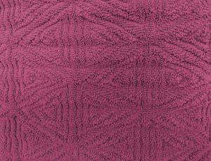 Mauve Textured Throw Rug Close Up - Free High Resolution Photo