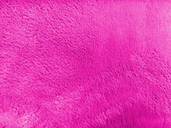 Plush Fuchsia Bathmat Texture - Free High Resolution Photo