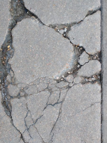 Broken Concrete Texture - Free High Resolution Photo