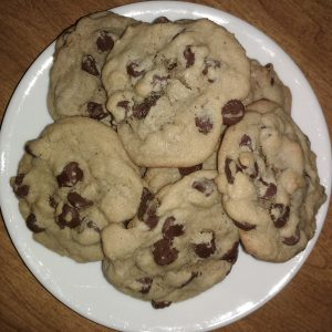 Chocolate Chip Cookies - Free High Resolution Photo
