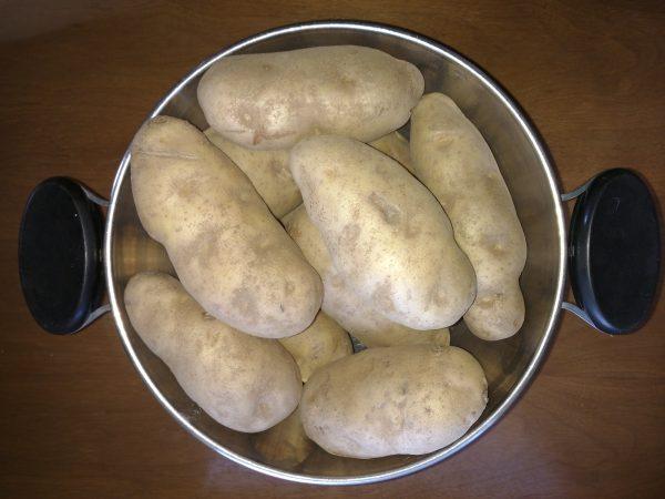 Russet Potatoes - Free High Resolution Photo