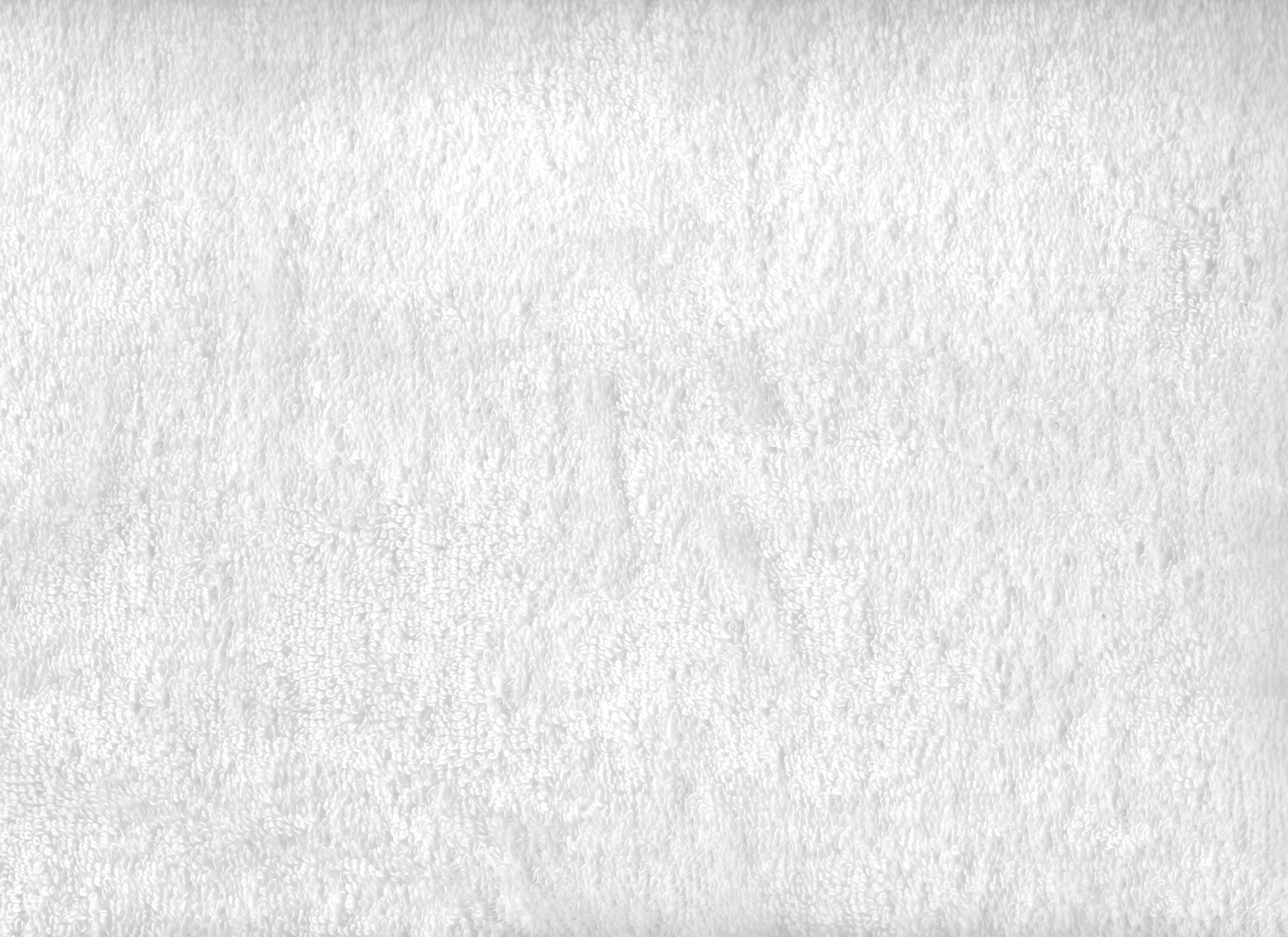 White Terry Cloth Towel Texture Picture Free Photograph