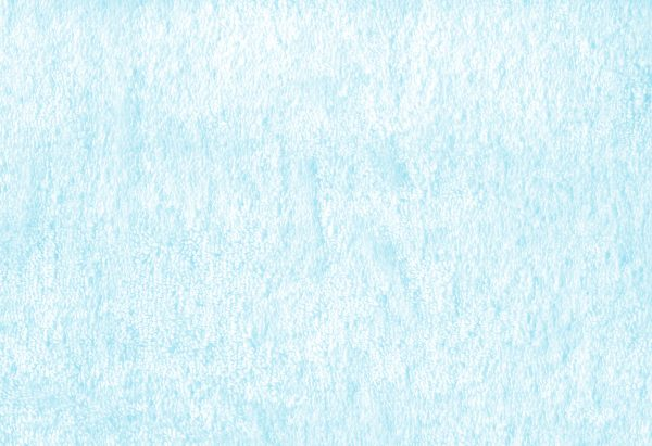 Baby Blue Terry Cloth Towel Texture - Free High Resolution Photo