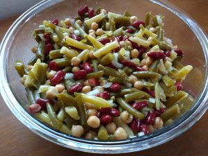 Bean Salad - Free High Resolution Photo