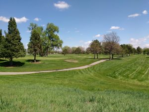 Golf Course in Spring - Free High Resolution Photo