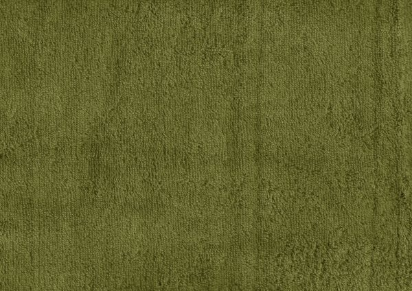 Olive Green Terry Cloth Towel Texture - Free High Resolution Photo